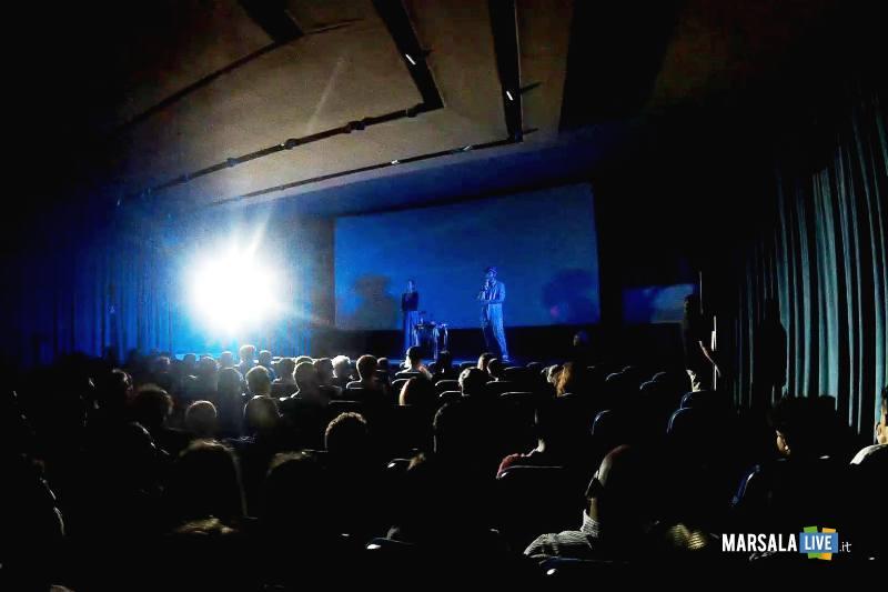 Simone Lo Buglio a Marsala - Cinema Golden (1)