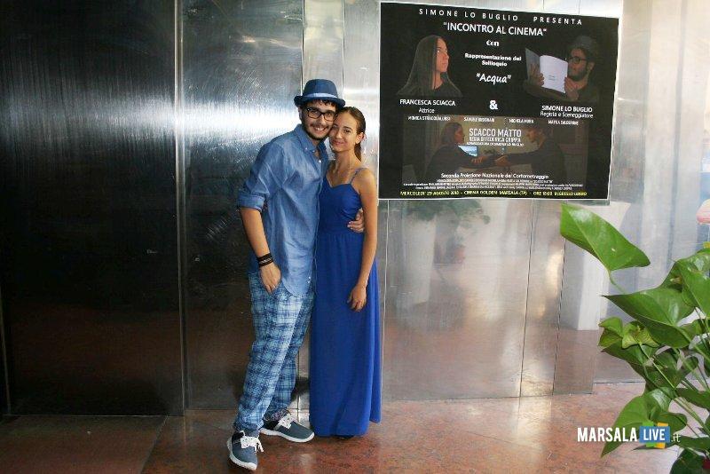 Simone Lo Buglio a Marsala - Cinema Golden (2)