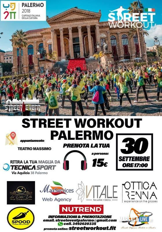 Street Workout Palermo 2018 - (1)