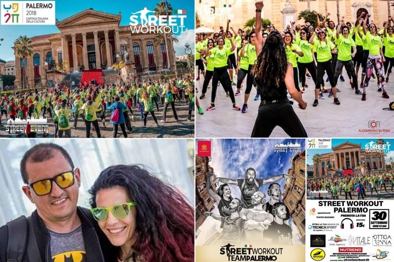 Street Workout Palermo 2018