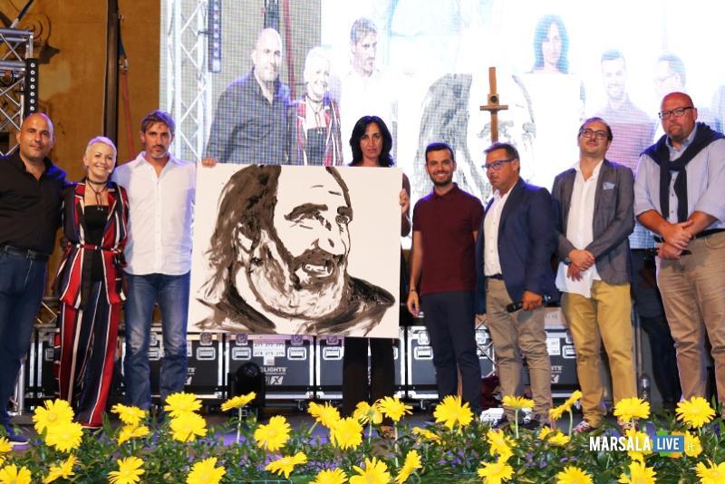 a Favignana per il Premio 91023