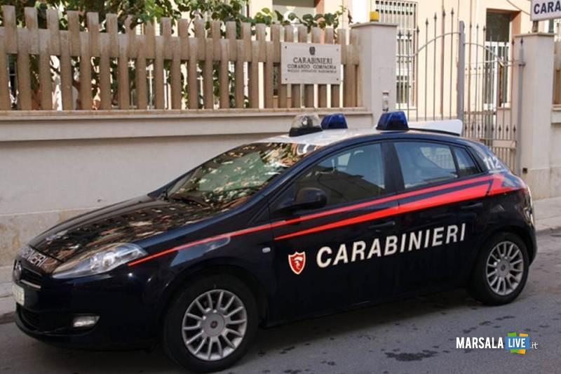 carabinieri Compagnia trapani