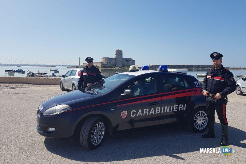 carabinieri di Trapani