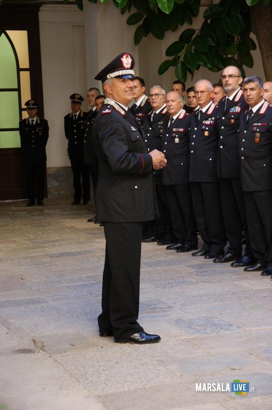 cataldo Generale Carabinieri Trapani