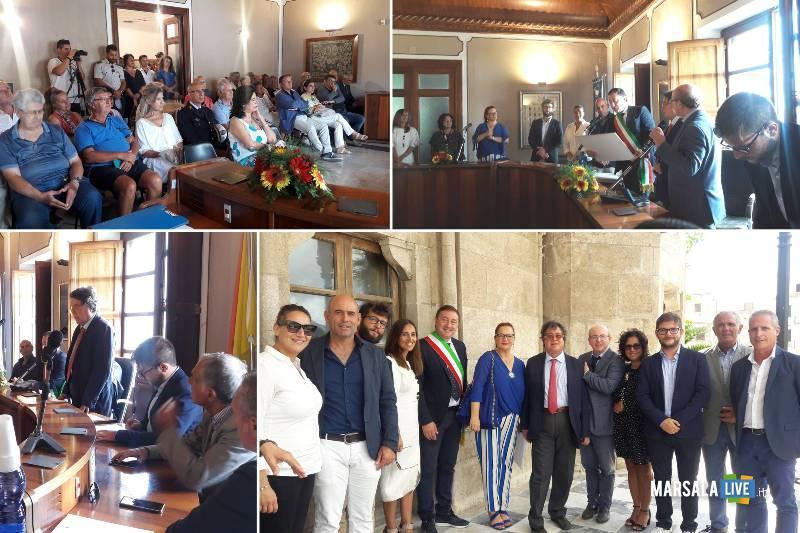 cittadinanza onoraria Prof Sebastiano Tusa - Isole Egadi