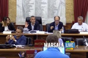 consiglio comunale marsala - Sturiano - Licari