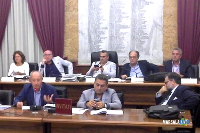 consiglio comunale Marsala, sindaco e vice sindaco