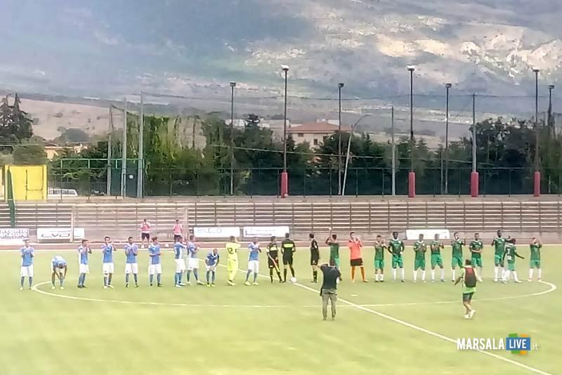 marsala calcio Rotonda - serie D