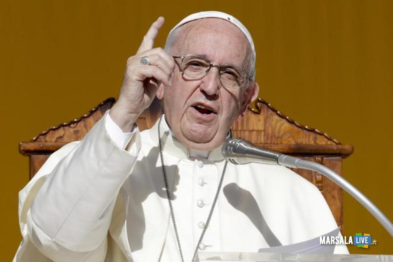 papa francesco Bergoglio - Sicilia 2018 (6)