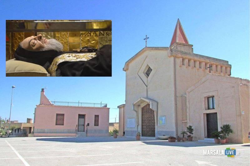 reliquie di San Pio marsala san filippo e giacomo