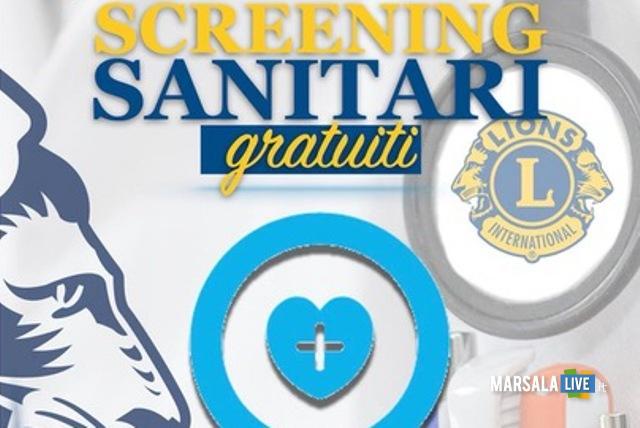 screening diabete Marsala Lions