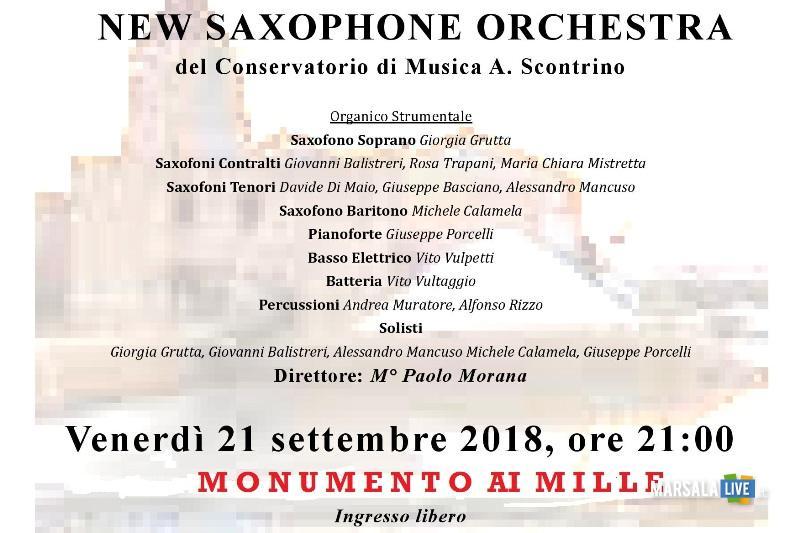 """Marsala, venerdì 21 settembre il concerto della """"New"""