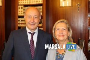 Alberto Di_Girolamo_e_Clara Ruggieri - Marsala