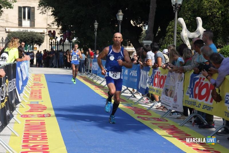 - Atl. - Pietro Paladino all'arrivo del Trofeo Sale e Saline