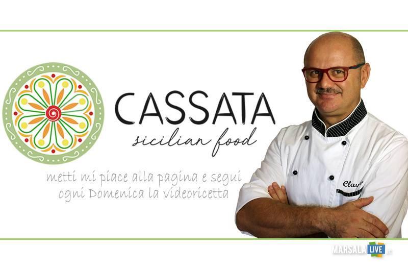 Cassata - Sicilian Food