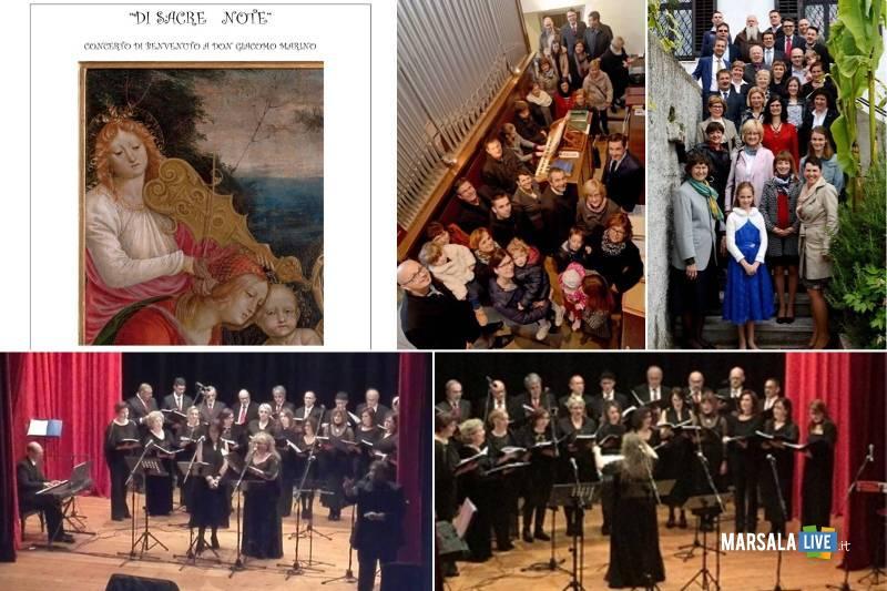 Di Sacre Note, concerto di benvenuto a don Giacomo Marino