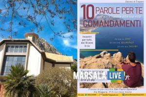 Fede e formazione, a Trapani un percorso sui 10 comandamenti