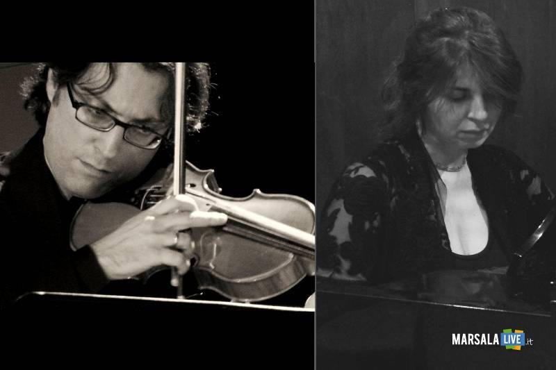 Francesco Palmisano e Deborah Conte