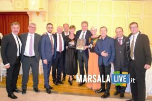 Il Consiglio dell'ANDI Trapani con il Presidente Ghirlanda
