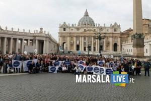 Il Popolo della Famiglia Sicilia in udienza dal Papa