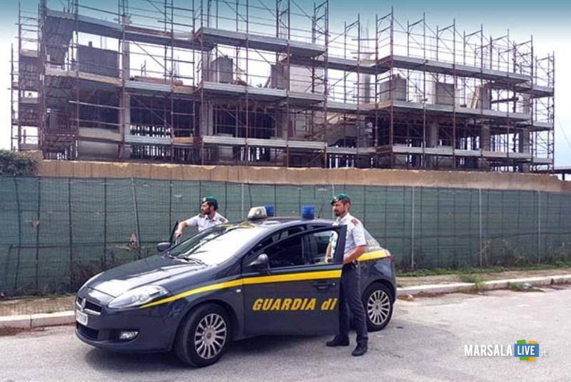Lavoro nero cantieri edili 5 imprese segnalate a Trapani
