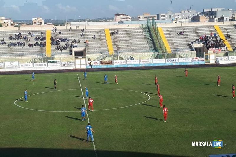 Marsala Calcio, Marsala Turris 0-0