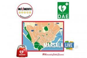 Marsala Città Sicura, m5s, Defibrillatori Semiautomatici