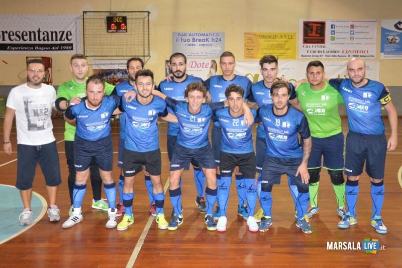 Marsala Futsal a Caltanissetta (2)