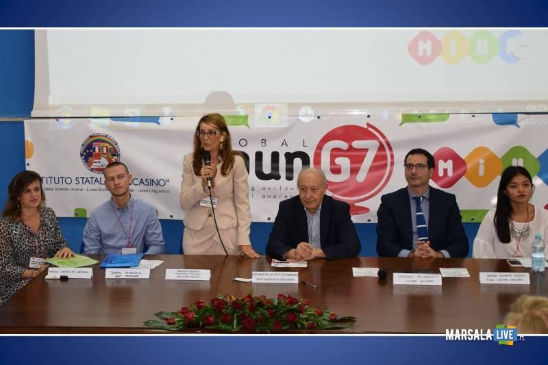 Marsala, Global YounG7, evento internazionale al Liceo Pascasino