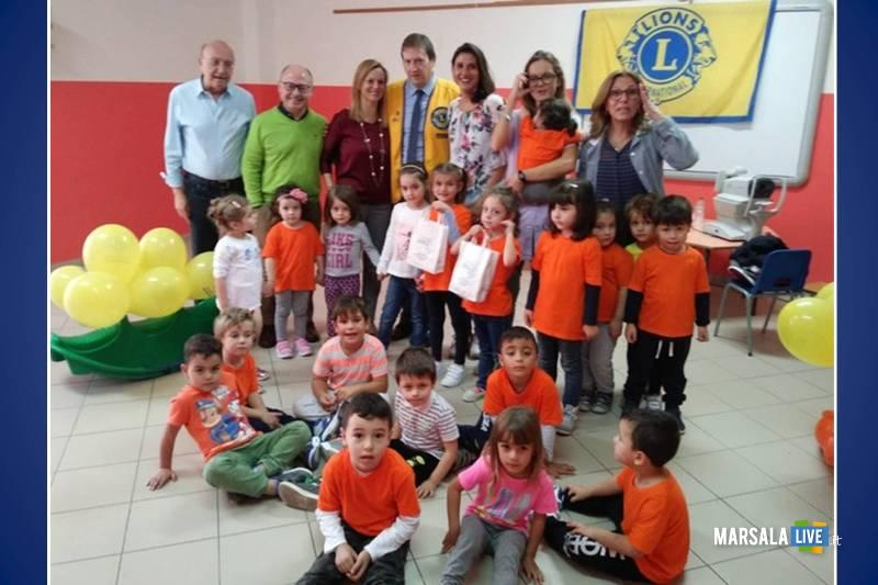 Marsala, Lions e scuola insieme per la prevenzione della vista