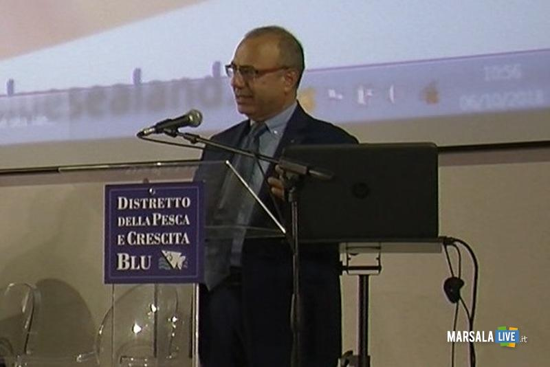 Nino Carlino, Presidente del Distretto delal Pesca e Crescita Blu