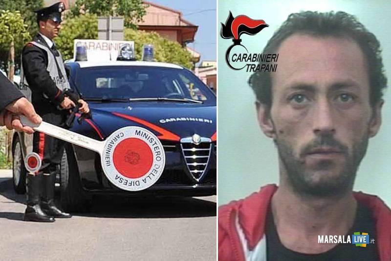 PRINZIVALLI FRANCESCO NICOLO - carabinieri, marsala