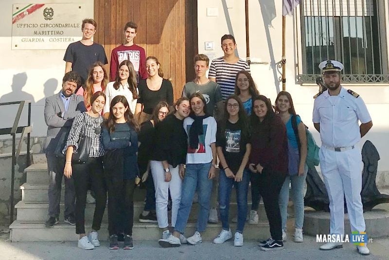 Progetto PON radioscuolachevorrei – modulo L_ora del mare - Marsala 2018