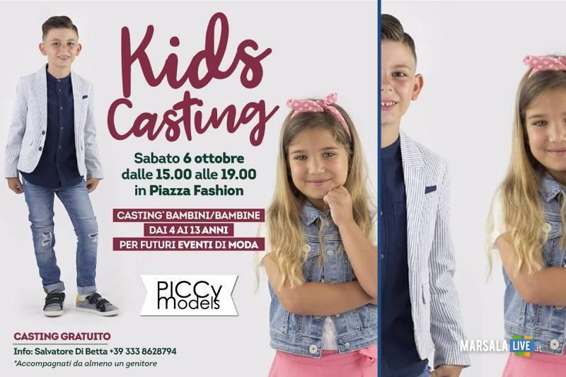 Selezione bambini per futuri eventi di moda e pubblicità, sabato 6 ottobre - conca d_oro palermo