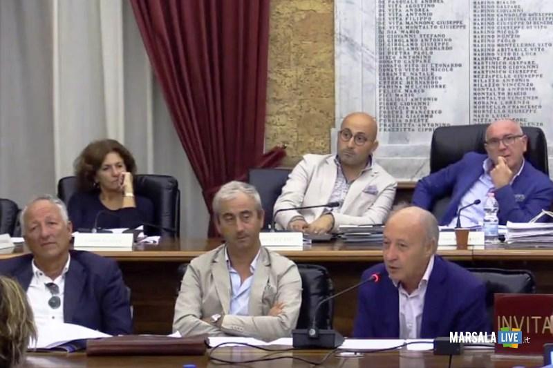 consiglio comunale dell'8.10 - Marsala