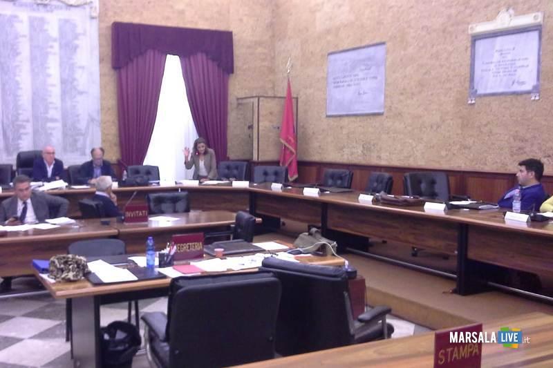 consiglio comunale ottobre 2018 marsala