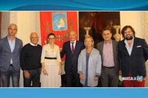 giunta comunale marsala di Girolamo 2018