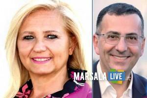 marcella pellegrino e Gaspare Giacalone - Petrosino