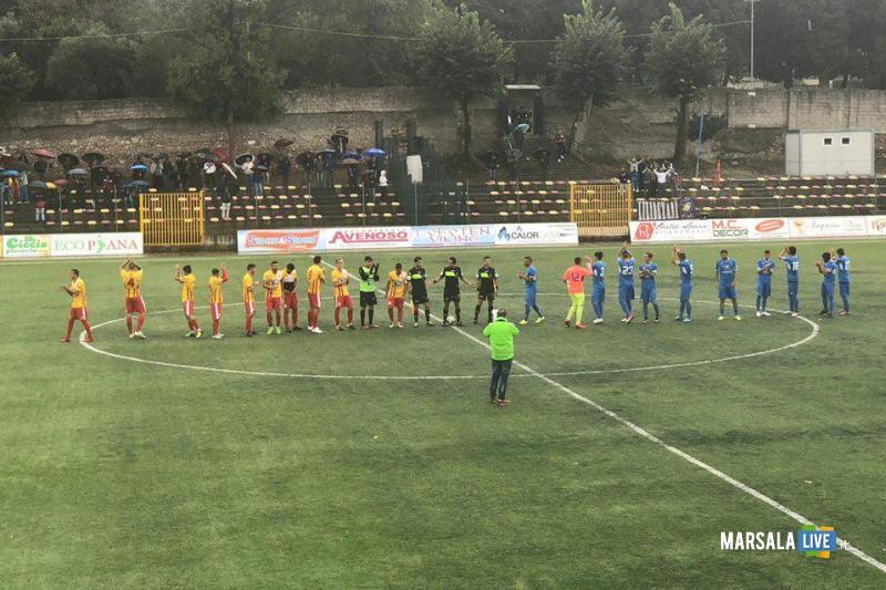 marsala calcio 2018