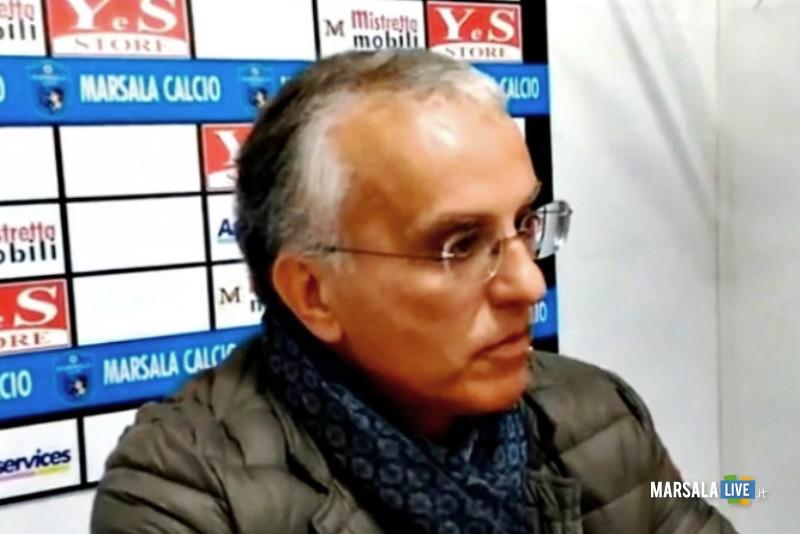 marsala calcio Giuseppe Milazzo