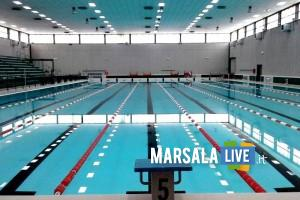 piscina comunale, Marsala