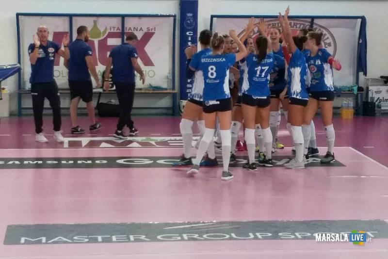 sigel marsala volley 2018 2019