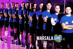 sigel marsala volley 2018 presentazione