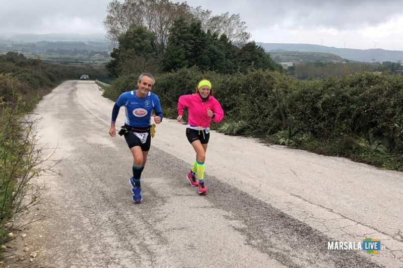 - Atl. - Damiano Ardagna alla 100 km della Val di Noto
