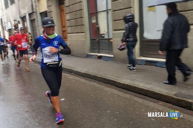 - Atl. - Monica Terzo alla maratona di Firenze