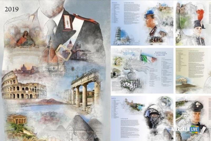 Calendario Carabinieri.Presentazione Del Calendario Storico E Dell Agenda 2019 Dell