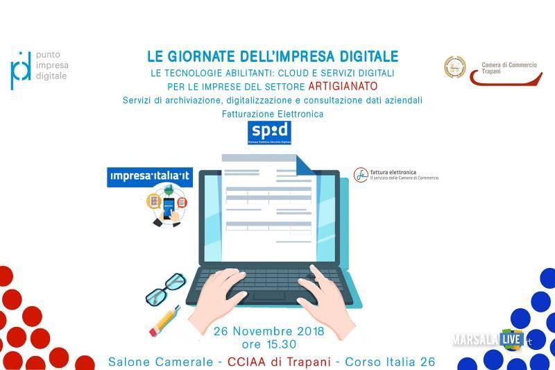 Camera di Commercio Trapani, Giornate dell_Impresa Digitale-Artigianato (2)