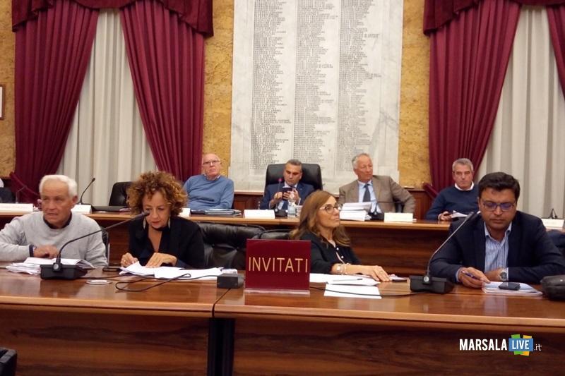 Consiglio comunale marsala 2018