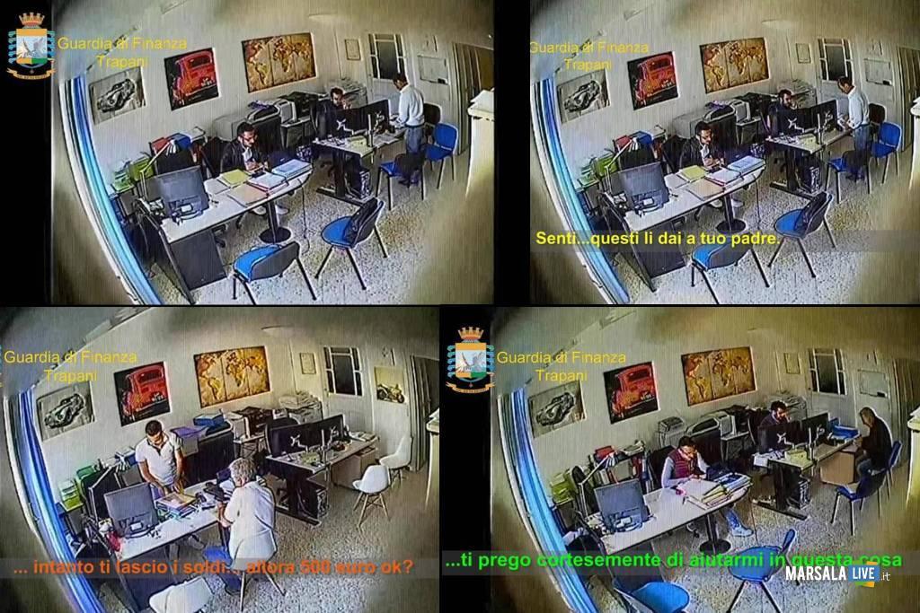 Corruzione, 4 arresti nel Trapanese