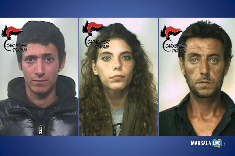 Daniele Sabani, Maria Aurora Campanella, Dino Beltrame